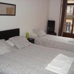 Отель Pension Aristizabal Испания, Сан-Себастьян - отзывы, цены и фото номеров - забронировать отель Pension Aristizabal онлайн комната для гостей фото 4