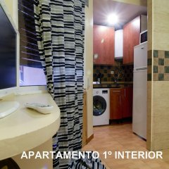 Отель Apartamentos LG45 Апартаменты с различными типами кроватей фото 8
