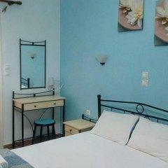 Galini Hotel Стандартный номер с различными типами кроватей фото 22
