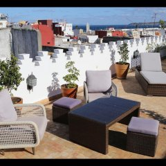 Отель Dar Souran Марокко, Танжер - отзывы, цены и фото номеров - забронировать отель Dar Souran онлайн питание фото 3