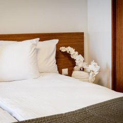 Отель Invite Wroclaw 4* Люкс с различными типами кроватей фото 3