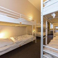 Hostel Orange Кровать в общем номере с двухъярусной кроватью фото 11