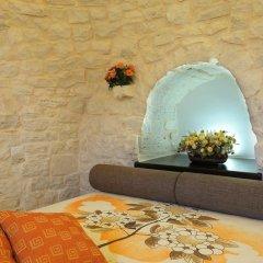 Отель Trulli Barsento Альберобелло комната для гостей фото 2