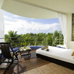 Отель El Dorado Maroma Gourmet All Inclusive by Karisma, Adults Only балкон