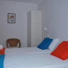 Ale-Hop Albufeira Hostel Стандартный номер с двуспальной кроватью фото 5