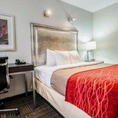 Отель Comfort Inn Midtown West 2* Стандартный номер с различными типами кроватей фото 5