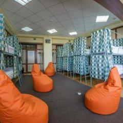 DimAL Hostel Almaty Кровать в общем номере двухъярусные кровати фото 8