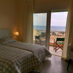Отель La Riviera Barbati комната для гостей фото 4