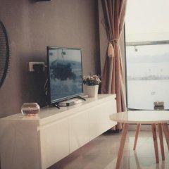 Отель Condotel Ha Long Апартаменты с различными типами кроватей