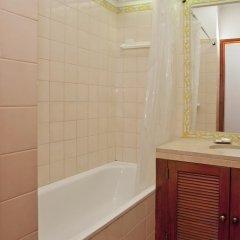 Отель Vilamoura Apartment with Pool Португалия, Картейра - отзывы, цены и фото номеров - забронировать отель Vilamoura Apartment with Pool онлайн ванная фото 2