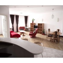 Отель Rynek Apartments Old Town Польша, Варшава - отзывы, цены и фото номеров - забронировать отель Rynek Apartments Old Town онлайн комната для гостей фото 3