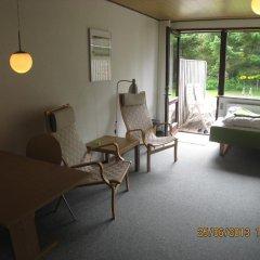 Отель Søndervig Camping & Cottages Студия с различными типами кроватей фото 10