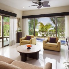 Отель El Dorado Maroma Gourmet All Inclusive by Karisma, Adults Only комната для гостей фото 4