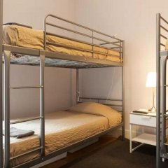 Hostel DP - Suites & Apartments VFXira Кровать в общем номере с двухъярусной кроватью фото 2