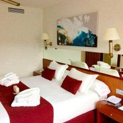 Senator Barcelona Spa Hotel 4* Представительский номер с различными типами кроватей фото 6
