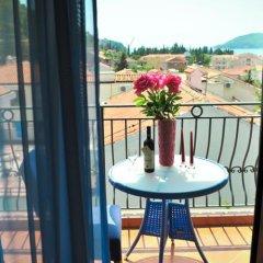 Отель Regina Elena Черногория, Будва - отзывы, цены и фото номеров - забронировать отель Regina Elena онлайн балкон