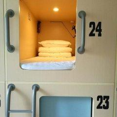 Coooker Youth Hostel (Shenzhen Luohu Port) Кровать в мужском общем номере фото 4