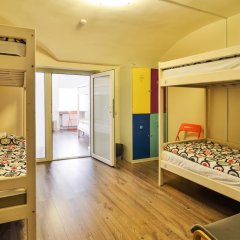 Woman Hostel Кровать в общем номере с двухъярусными кроватями фото 9