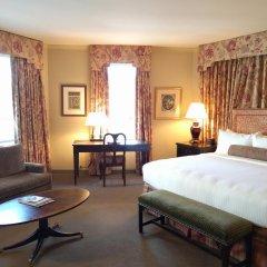 The Henley Park Hotel комната для гостей