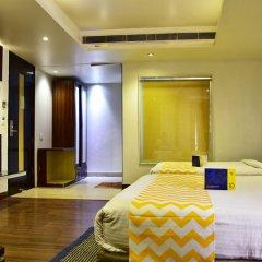 Hotel Uppal International 3* Номер Делюкс с различными типами кроватей фото 3