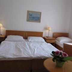 Hotel Jana / Pension Domov Mladeze Стандартный номер с различными типами кроватей (общая ванная комната) фото 6