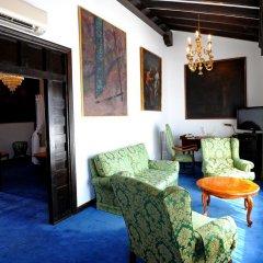 Отель San Román de Escalante 4* Люкс с различными типами кроватей