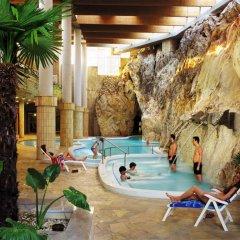 Отель Alfa Hotel és Wellness Centrum Венгрия, Силвашварад - отзывы, цены и фото номеров - забронировать отель Alfa Hotel és Wellness Centrum онлайн бассейн фото 2