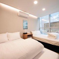 K-grand Hostel Myeongdong Стандартный семейный номер фото 5