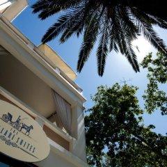 Отель Kefalari Suites балкон