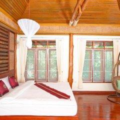 Отель Dusit Buncha Resort Koh Tao 3* Полулюкс с различными типами кроватей фото 12