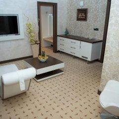 Отель Atera Business Suites Сербия, Белград - отзывы, цены и фото номеров - забронировать отель Atera Business Suites онлайн комната для гостей фото 2