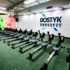 Казахстан Отель фитнесс-зал