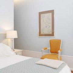 Отель Alecrim Ao Chiado 4* Стандартный номер фото 11