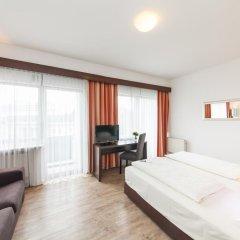 Novum Hotel Continental Frankfurt 3* Стандартный номер с различными типами кроватей фото 4