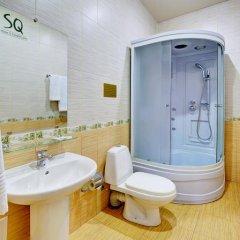 Гостиница SQ Кировский ванная фото 2