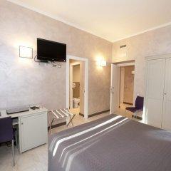 Отель Aelius B&B by Roma Inn 3* Стандартный номер с различными типами кроватей фото 11