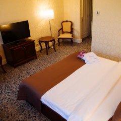 Гостиница Астраханская Стандартный номер с различными типами кроватей фото 5