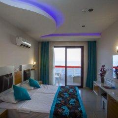 Kleopatra Ada Beach Hotel 4* Стандартный номер с 2 отдельными кроватями фото 4