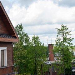 Отель R&R Spa Villa Trakai Литва, Тракай - отзывы, цены и фото номеров - забронировать отель R&R Spa Villa Trakai онлайн балкон