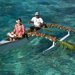 Hotel Maitai Polynesia 3* Бунгало с различными типами кроватей фото 17