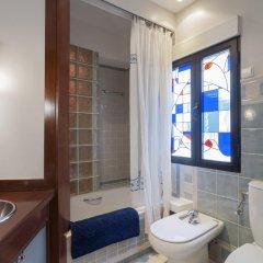 Отель PYR Select Jardines de Debod ванная