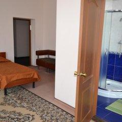 Гостиница Мотель Транзит Номер с общей ванной комнатой с различными типами кроватей (общая ванная комната) фото 3