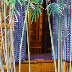 Отель Under the coconut tree Бунгало с различными типами кроватей фото 11