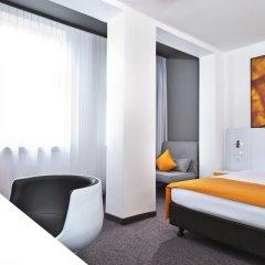 Отель Wyndham Garden Düsseldorf City Centre Königsallee Германия, Дюссельдорф - отзывы, цены и фото номеров - забронировать отель Wyndham Garden Düsseldorf City Centre Königsallee онлайн комната для гостей фото 3