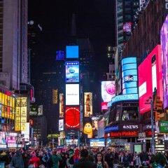 Отель Econo Lodge Times Square США, Нью-Йорк - 1 отзыв об отеле, цены и фото номеров - забронировать отель Econo Lodge Times Square онлайн фото 2