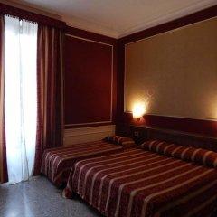 Hotel Milazzo Roma 2* Стандартный номер с различными типами кроватей фото 2