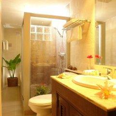Отель Nara Suite Residence 3* Улучшенная студия фото 8