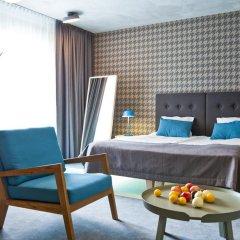 KURSHI Hotel & SPA 3* Улучшенный номер с различными типами кроватей фото 2