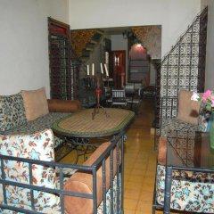 Отель Residence Miramare Marrakech 2* Стандартный номер с различными типами кроватей фото 49