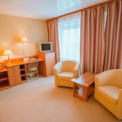 Гостиница Венец 3* Апартаменты разные типы кроватей фото 6